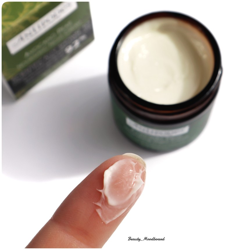 Swatch Avocado Pear Nourishing Night Cream