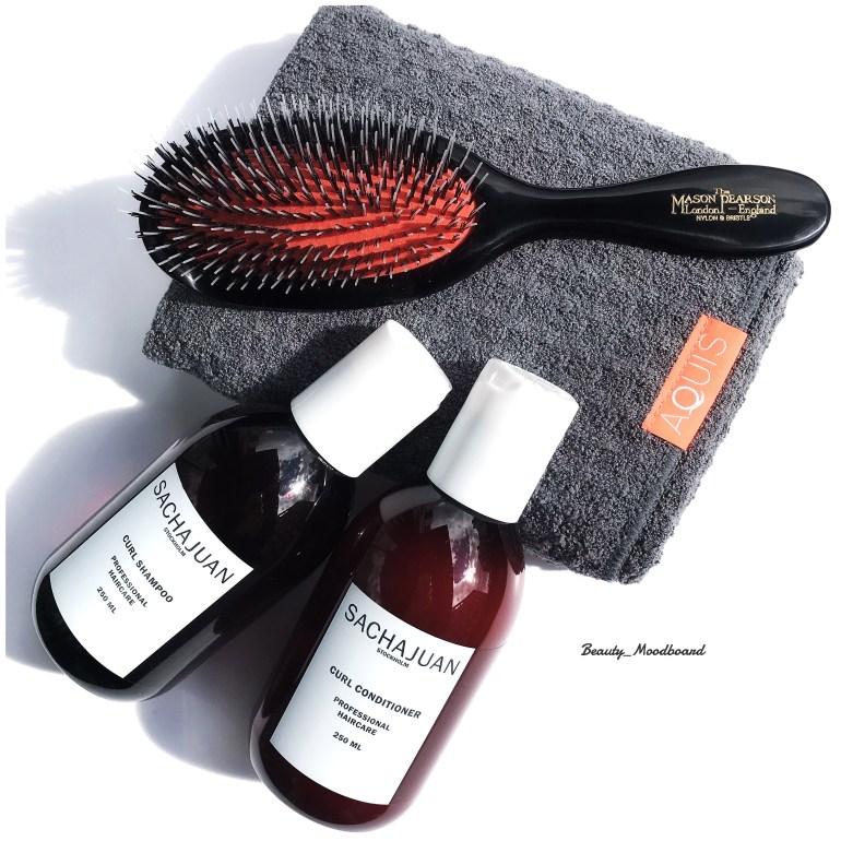 Sahajuan Curl Shampoo Conditioner