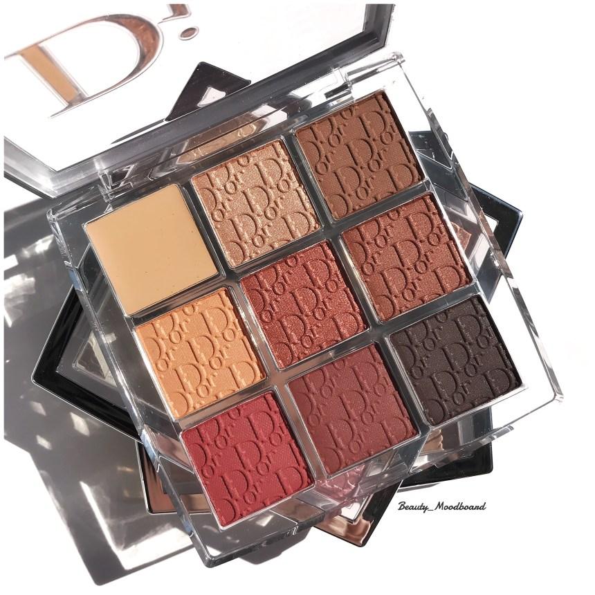Dior Backstage Eye Palette Amber Neutrals 003 Beauty HorosKope Numérologie