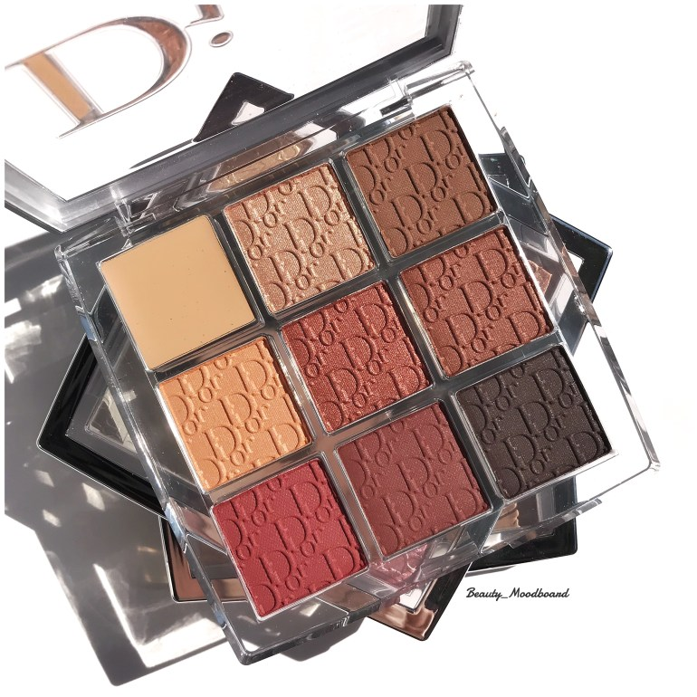 Dior Backstage Eye Palette Amber Neutrals 003 Beauty HorosKope Numérologie