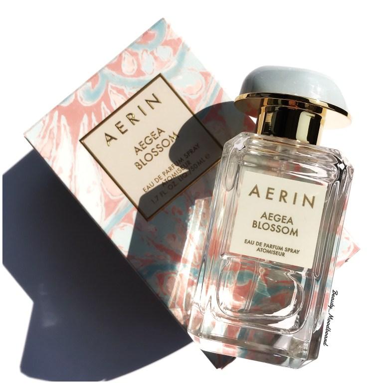Aerin Aegea Blossom nouveau parfum printemps