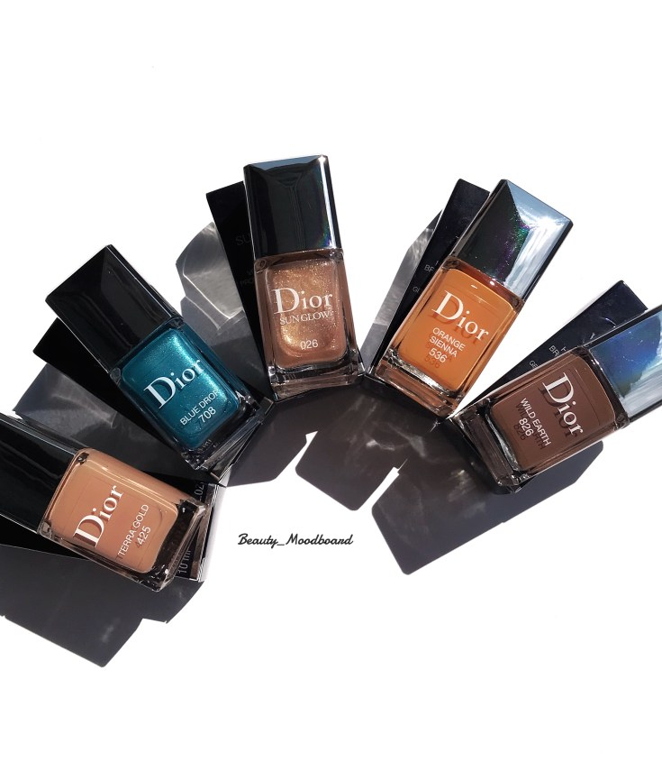 Vernis Dior Collection Wild Earth