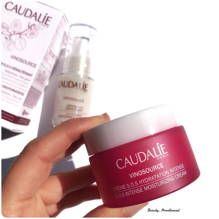 Caudalie Crème Vinosource SOS Hydratation Intense