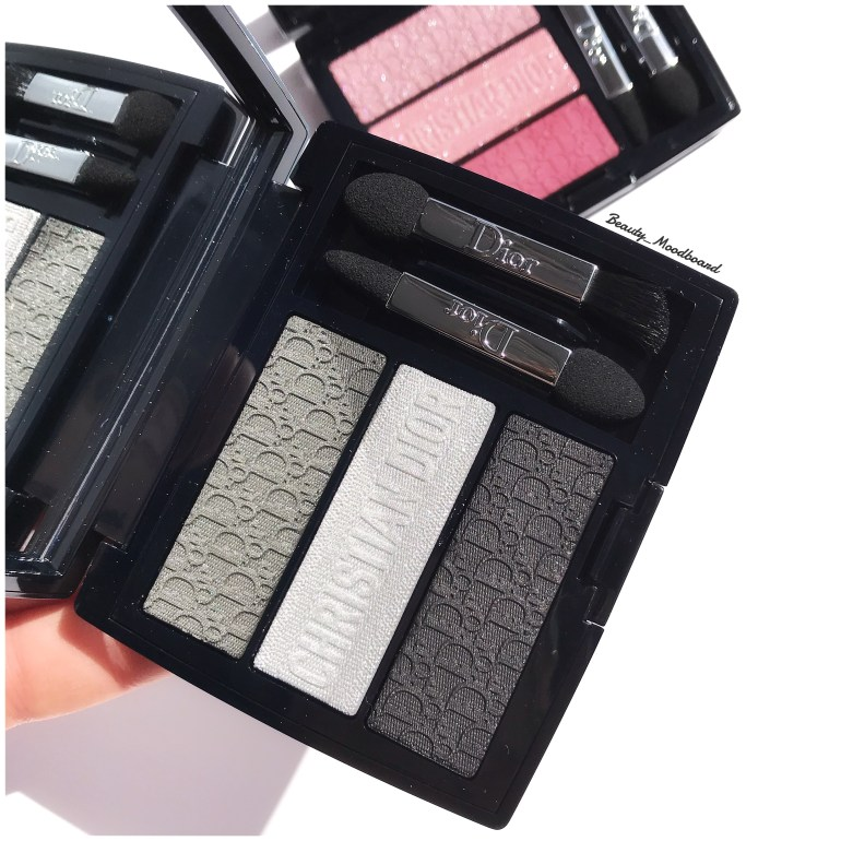 Palette Dior 3 Couleurs Tri(O)blique Smoky Canvas 053