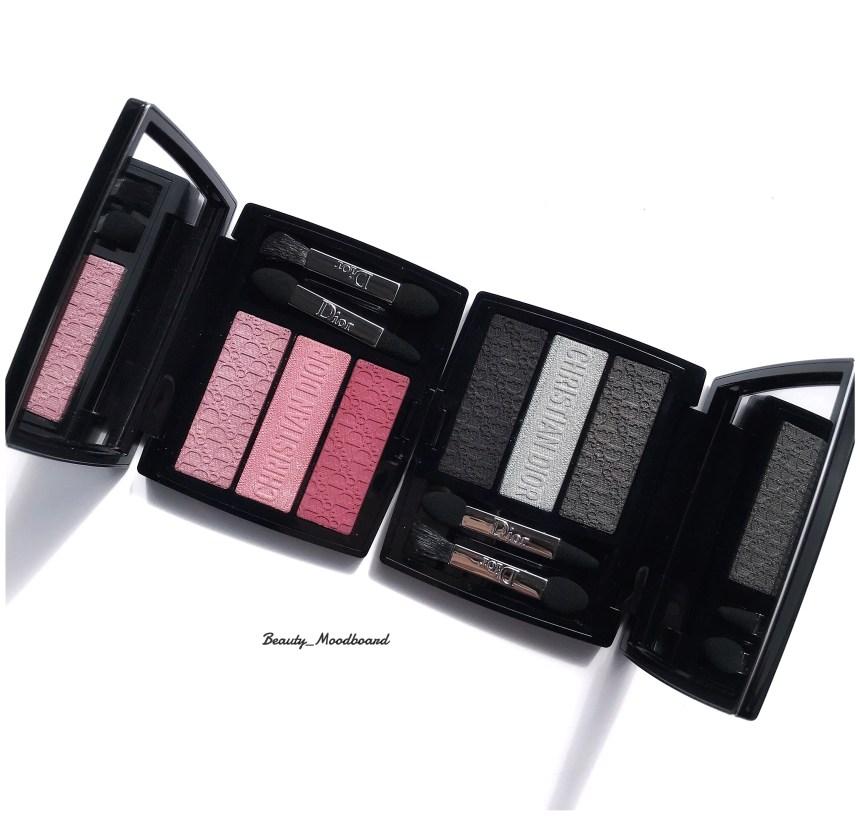 Palettes Dior 3 Couleurs Tri(O)blique sorties avec le mascara Pump'N'Volume HD