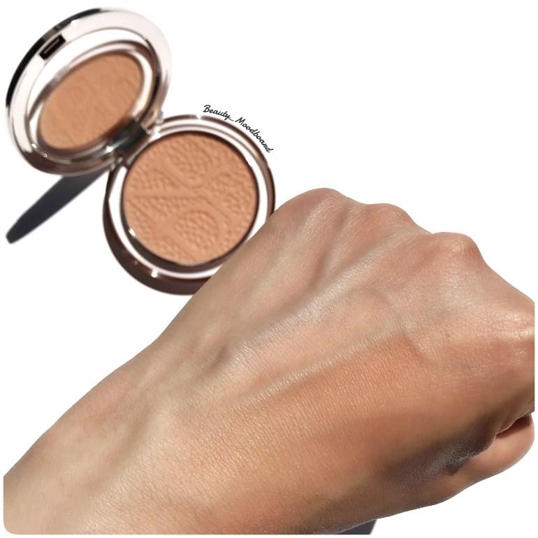 Swatch Diorskin Mineral Nude Bronze Soft Terra 001 Dior Look été 2019