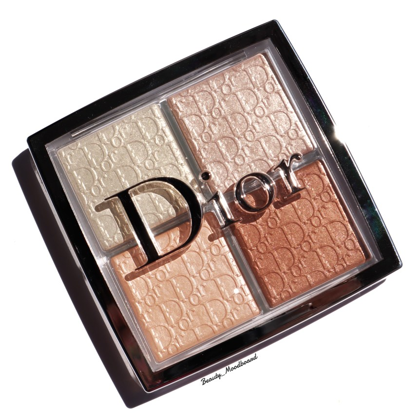 Close up packaging Dior Glitz 002 Glow Face Palette