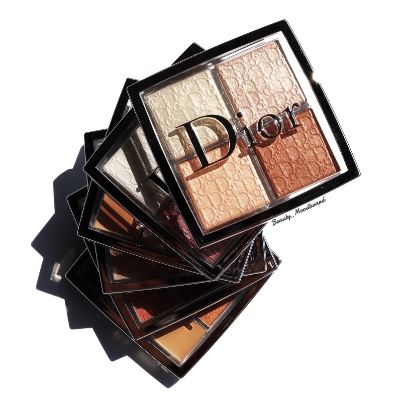 Dior Backstage Palettes and Glitz 002