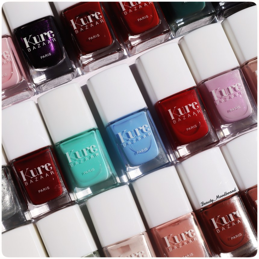 Collection vernis green 10 free
