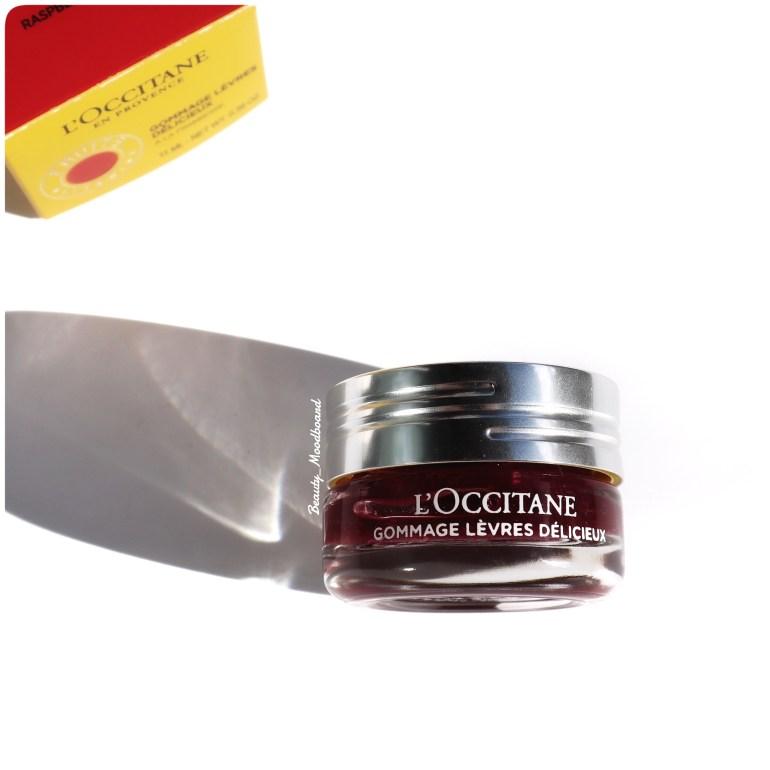 Gommage Lèvres parfum framboise L'Occitane en Provence Beauty HorosKope Gémeaux Novembre 2019