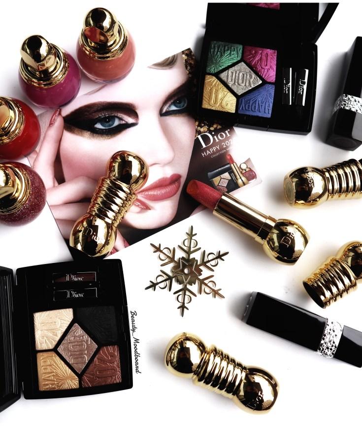Look de Noël 2019 Dior Make Up