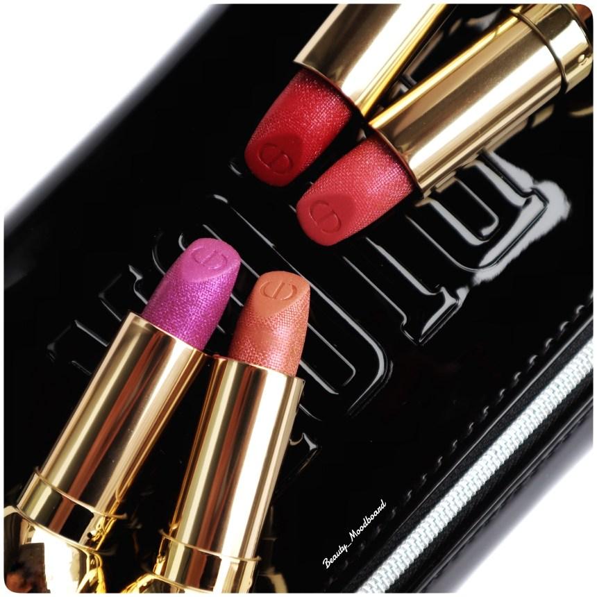 Beauty HorosKope Décembre 2019 Scorpion Dior Diorific Happy 2020 Lipsticks