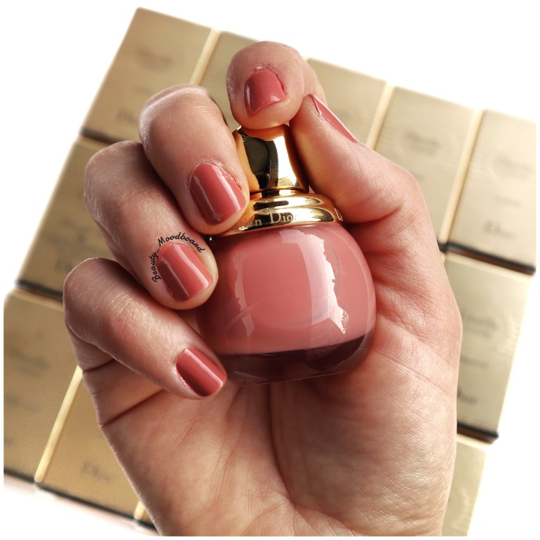 Vernis Dior Charm 449 Collection Diorific Noël 2019