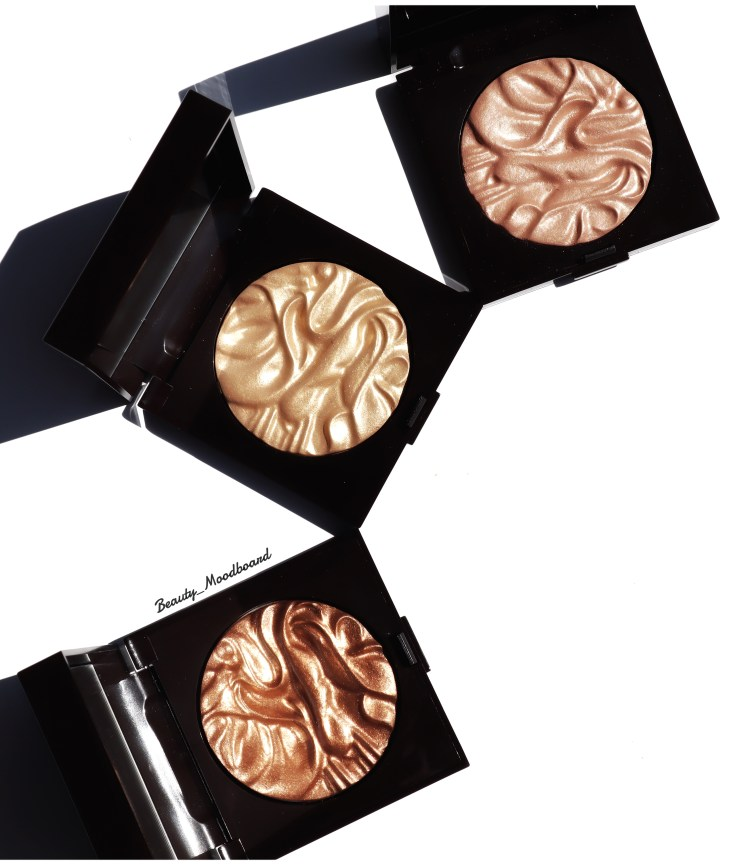 3 teintes de Face Illuminator Laura Mercier Addiction Séduction Indiscrétion