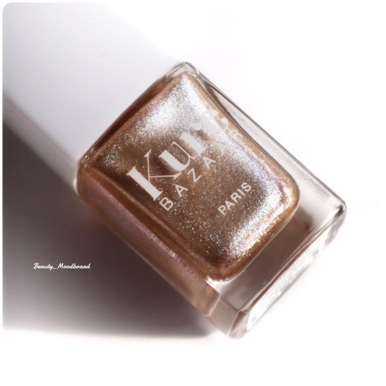 Vernis métallisé de couleur champagne Kure Bazaar Sparkling