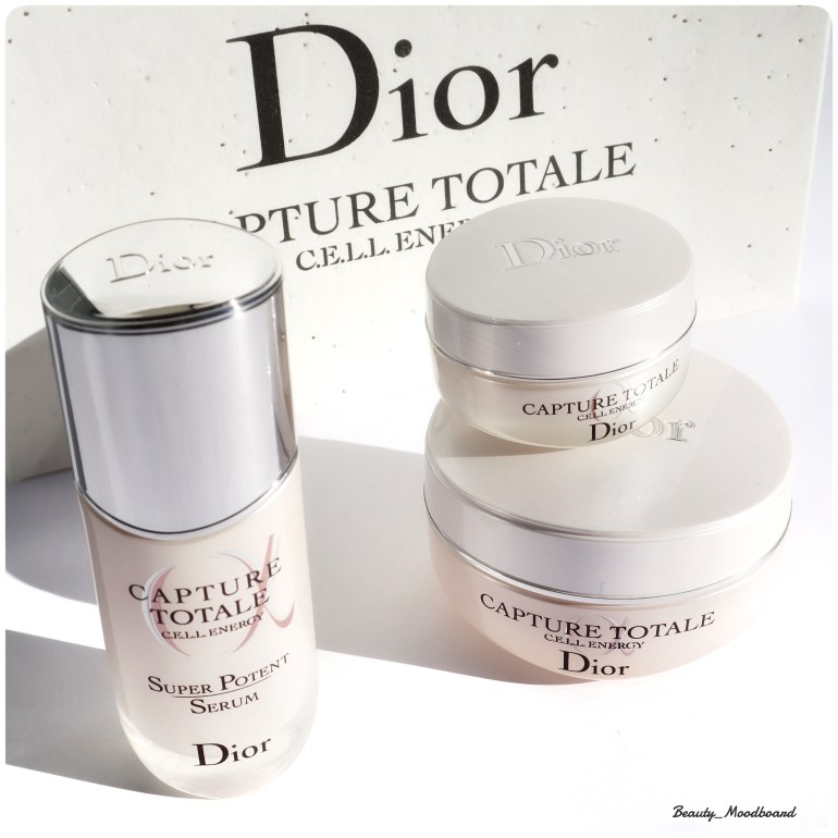 Nouveauté Dior Skincare Capture Totale CELL Energy
