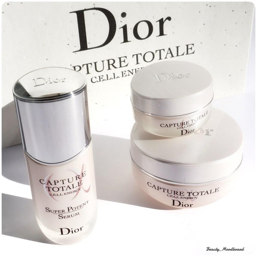Nouveauté Dior Skincare Capture Totale CELL Energy
