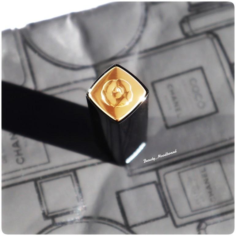édition limitée rouges-à-lèvres Chanel Allure Camélia