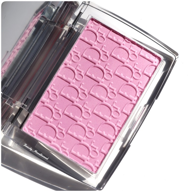 Blush Dior Backstage Rosy Glow astro mood du Scorpion