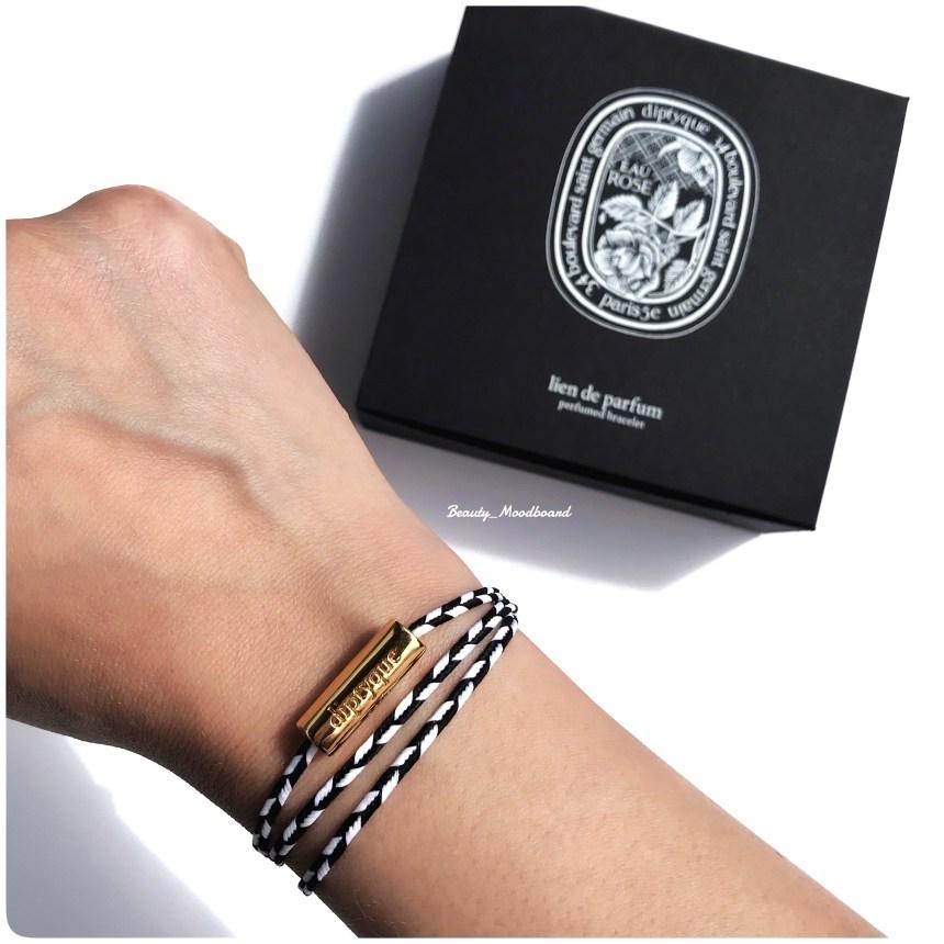 Bracelet parfumé Eau Rose Diptyque