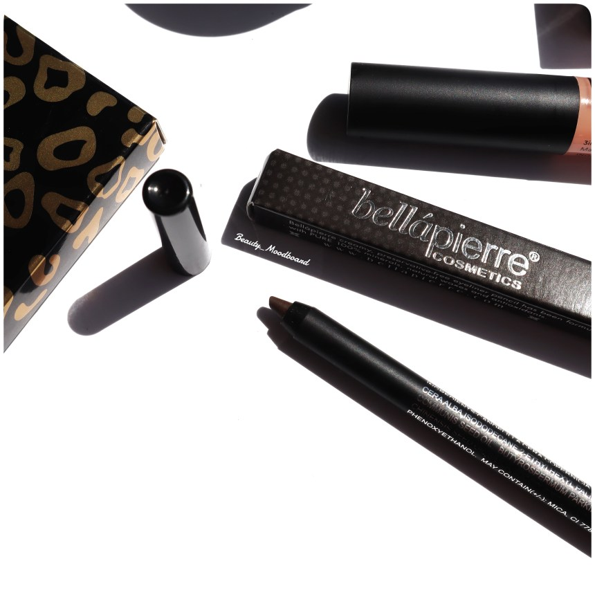Crayon eyeliner chocolat Gel Eye Liner Chocolate Bellapierre Cosmetics Natural Mineral