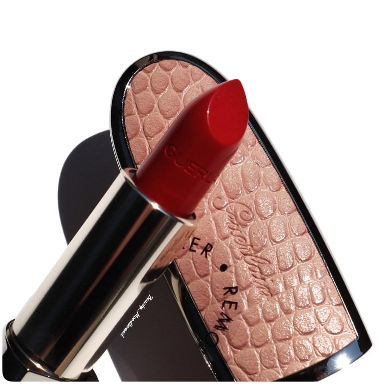 Horoscope beauté verseau rouge à lèvres crème Rouge G Guerlain