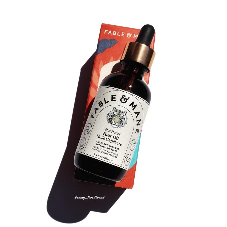 Beauty HorosKope Mai 2020 HoliRoots Hair Oil Fable & Mane signe astro Balance