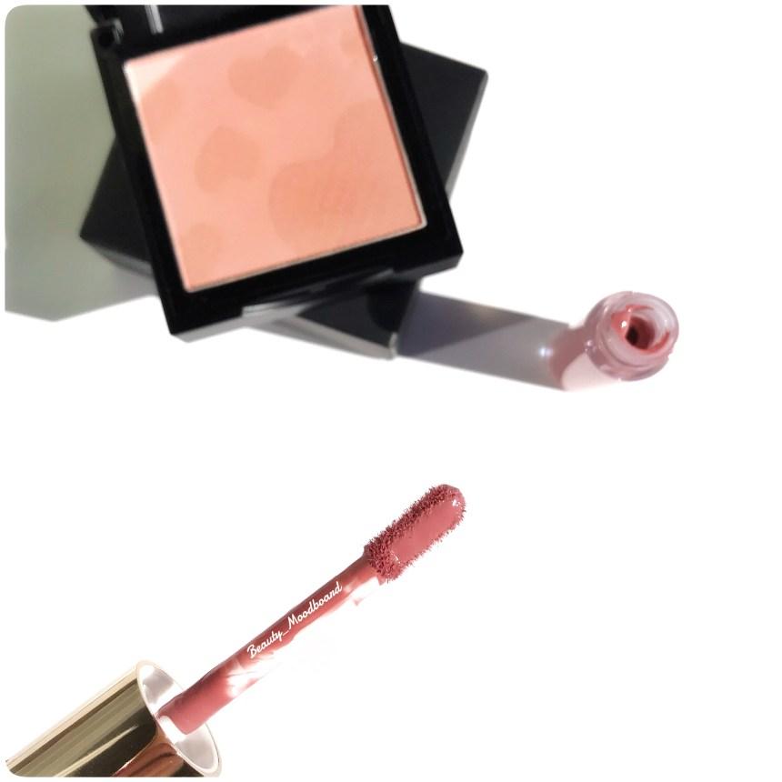 Makeup petit prix Eye Candy Double Touch Matte Lip Gloss teinte 207 Sakura Pink 4€