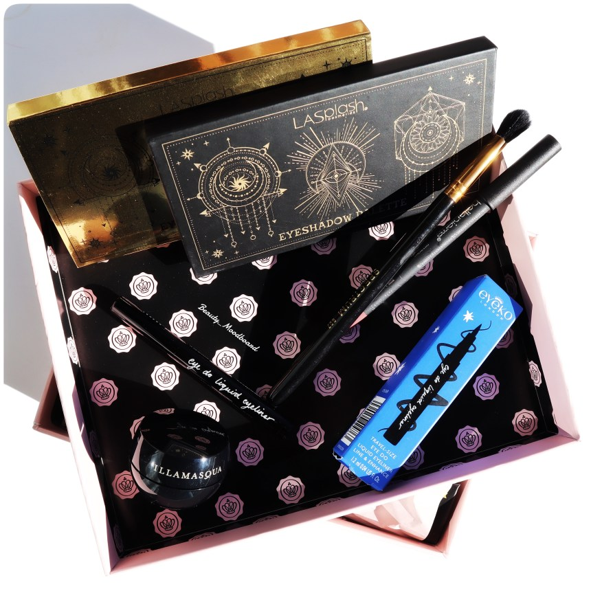 GLOSSYBOX Novembre 2020 Makeup & Magic
