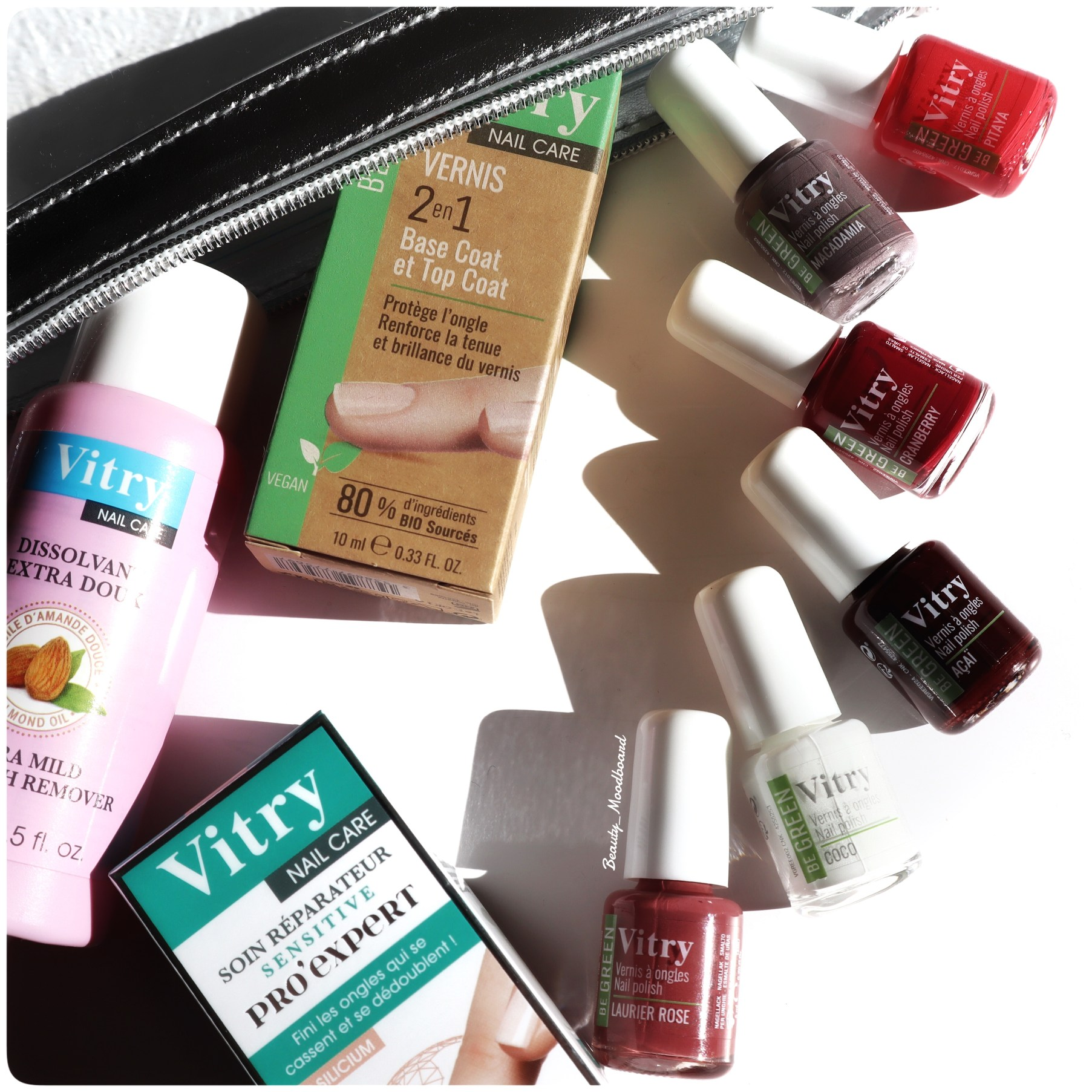 Nouvelle Collection Vernis Be Green Vitry