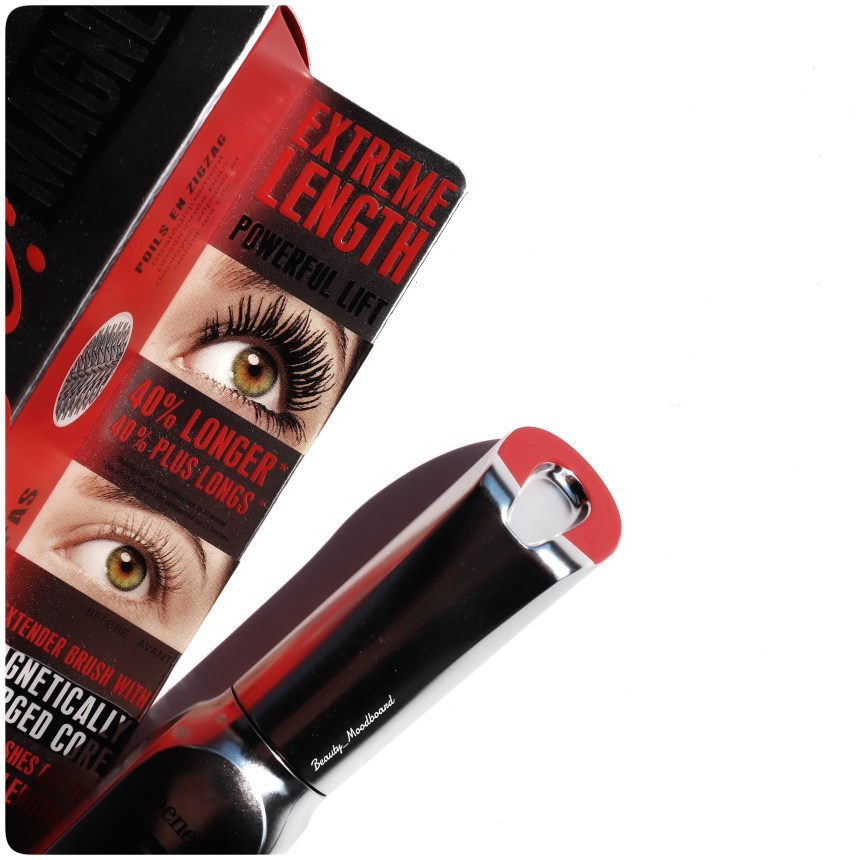 Packaging Mascara Benefit They're Real Magnet
