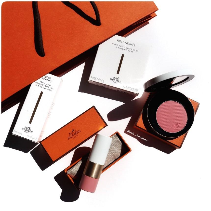 Haul Rose Hermès Nouveautés Printemps Eté Hermès Maquillage 2021