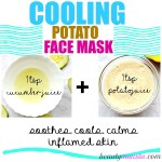DIY Potato Face Mask Recipes for Toned, Clear Skin