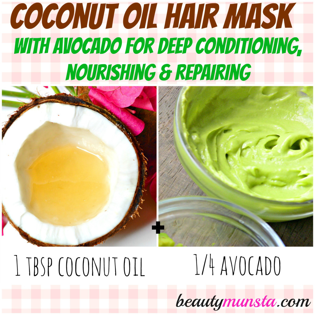 Slather your locks with this moisturizing goodness!