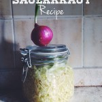 How to Make Traditional German Sauerkraut In a Jar | My Quick & Easy Recipe!