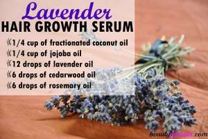 Try this Lavender Hair Growth Serum to Boost Hair Growth & Reverse Balding!