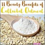 11 Beauty Benefits of Colloidal Oatmeal