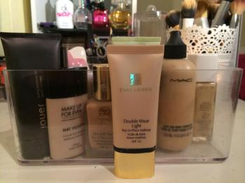Esteé Lauder Double Wear Foundation