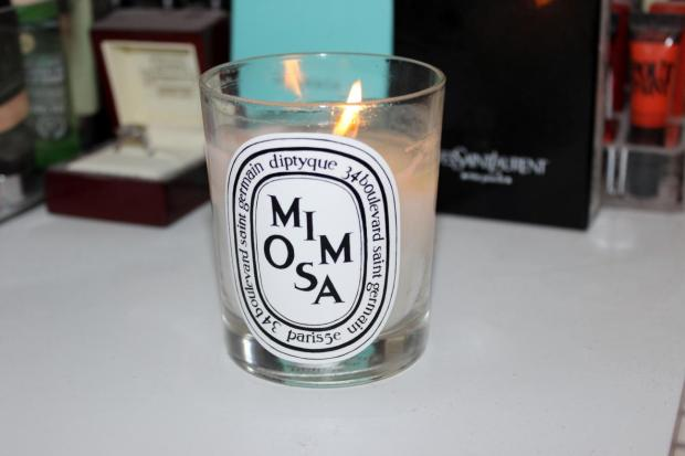 Diptique Mimosa Candle