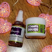 Waxperts Beautiful Body Oil Wonder Pads