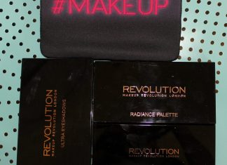 Makeup Revolution Haul