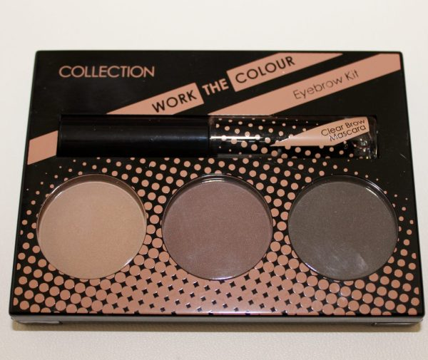 Collection Work the color eyebrow kit