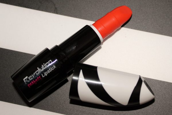 flormar revolution lipstick provocative orange