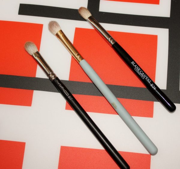 irish beauty blog blending brushes