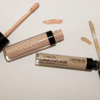 Budget Undereye Concealing with Flormar & Catrice