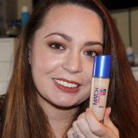 Rimmel Match Perfection Oily Skin Review
