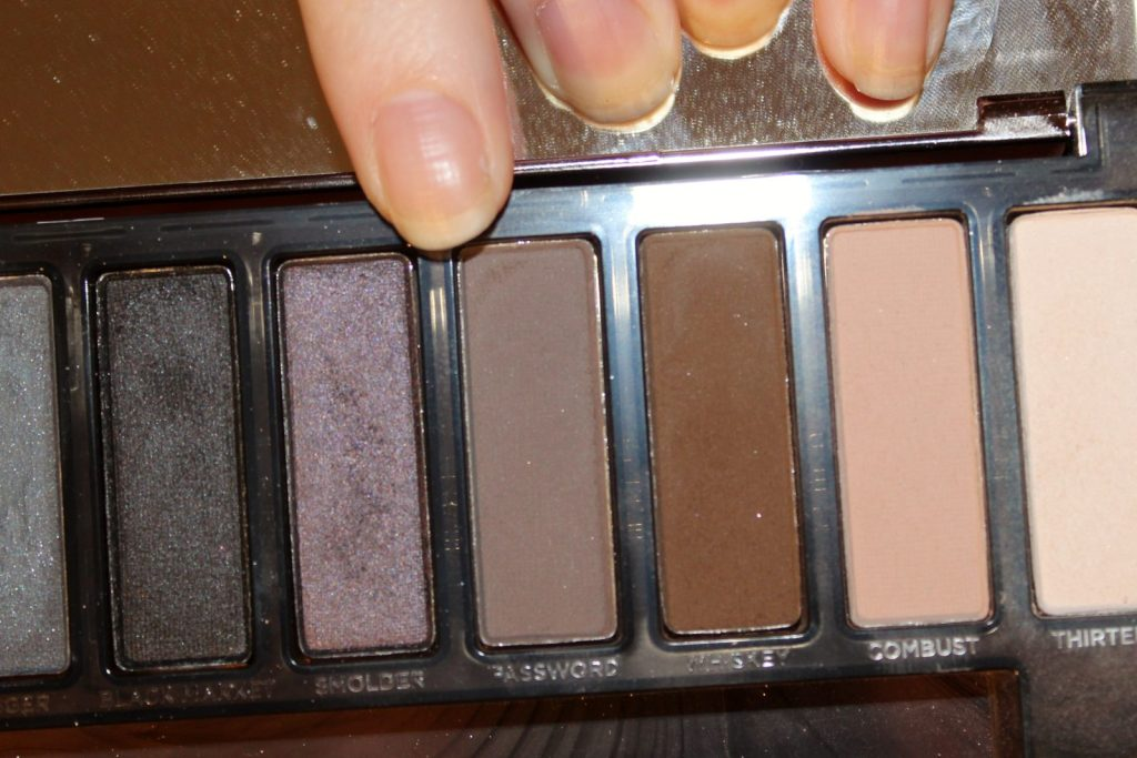 Password Naked Smoky Palette