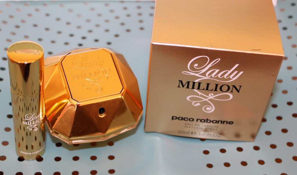 lady million paco rabanne