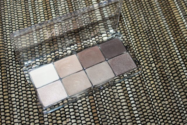 essence all about nudes palette