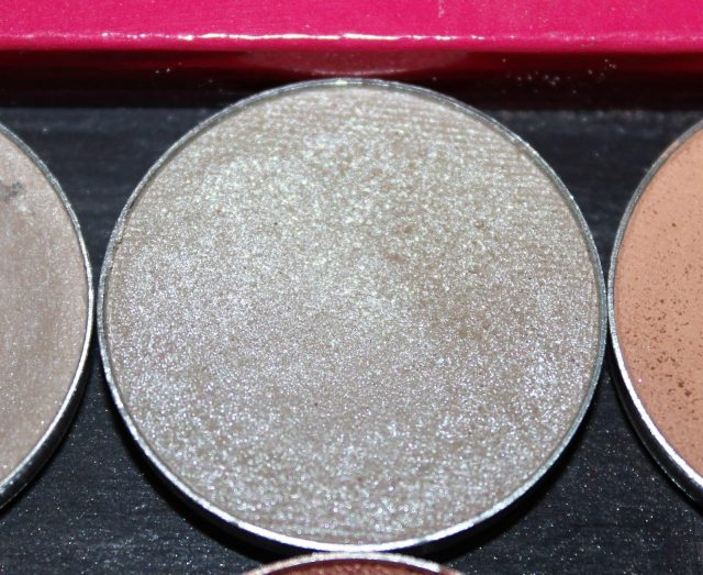 Makeup Geek Neutral shadow